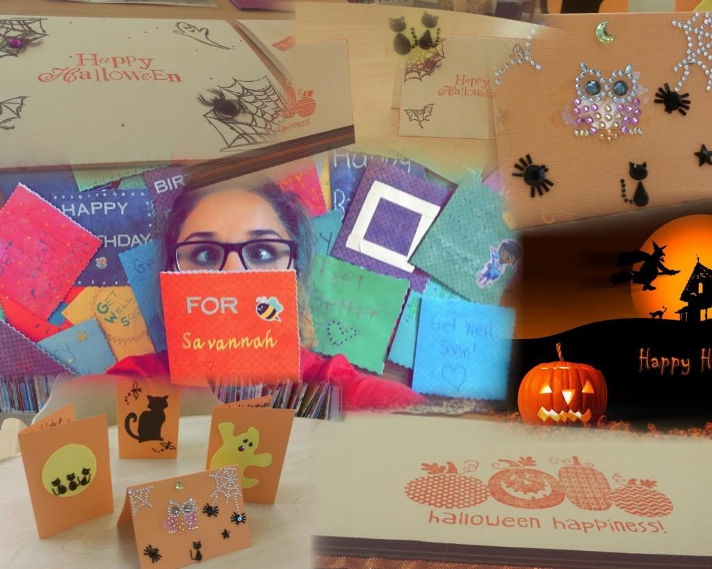 Savannahs Card Collage